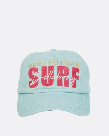 1 Girls' Surf Club Baseball Hat  GAHWQBSU Billabong
