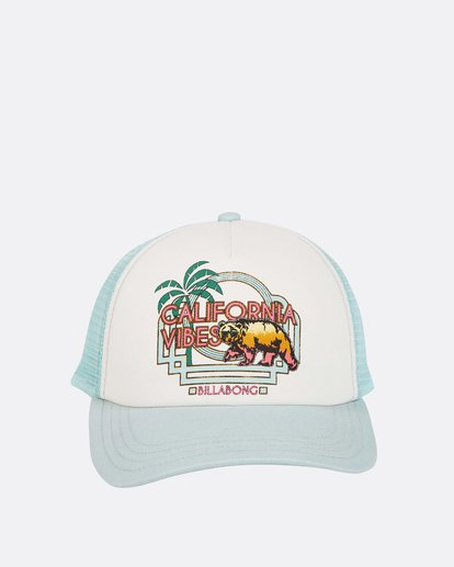 1 Girls' Cali Vibes Trucker Hat  GAHWTBCA Billabong