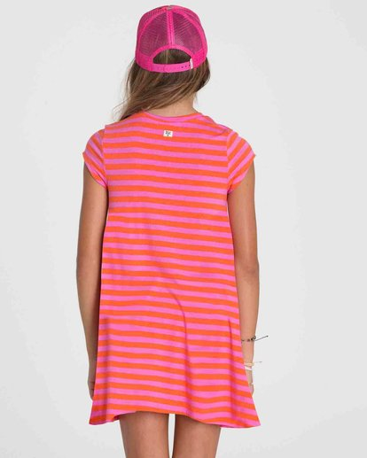 2 Girls' Field Dreams Dress  GD02PBFI Billabong