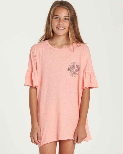 0 Girls' Wild Eyes Knit Dress  GD02QBWI Billabong