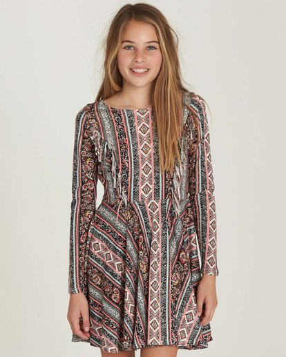 0 Girls' Stand Out Dress  GD04MSTA Billabong