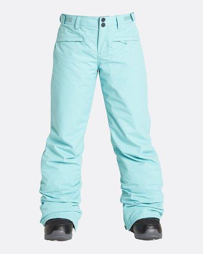 6 Girls' Alue Outerwear Pants Blue GSNPQALU Billabong