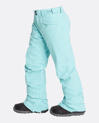 7 Girls' Alue Outerwear Pants Blue GSNPQALU Billabong