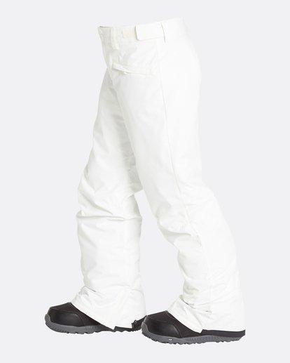 7 Girls' Alue Outerwear Pants White GSNPQALU Billabong