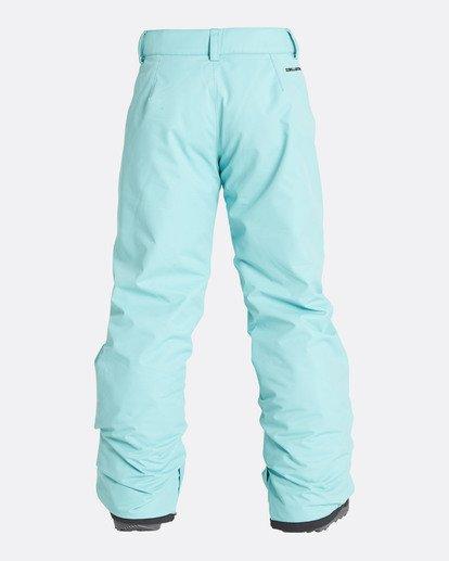 2 Girls' Alue Outerwear Pants Blue GSNPQALU Billabong