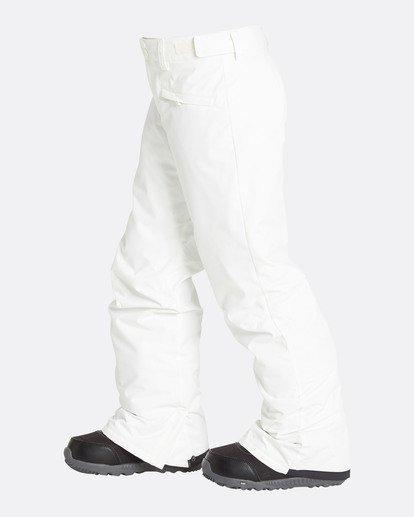 1 Girls' Alue Outerwear Pants White GSNPQALU Billabong