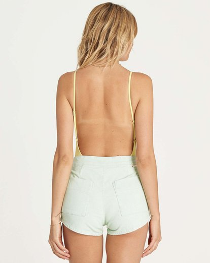3 Come Back Short  J216NBCO Billabong