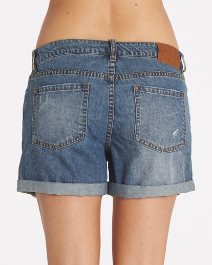 4 Frankie Denim Short  J229EFRA Billabong