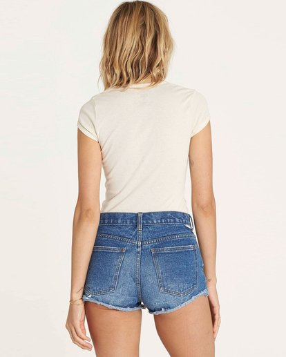 2 Drift Away Denim Short Blue J229NBDR Billabong