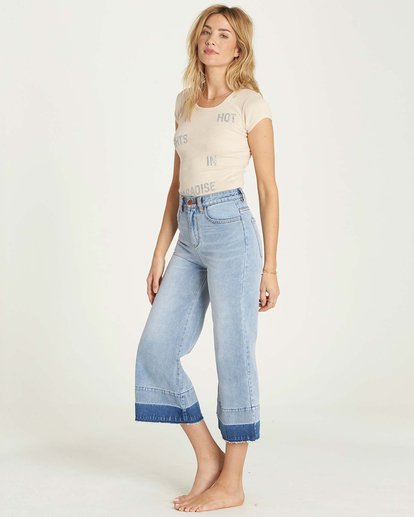 1 Gone Tomorrow Cropped Jeans  J314MGON Billabong