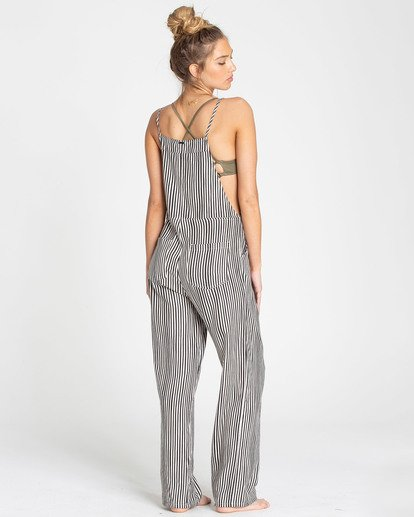 2 Wild Lengths Overalls Black J317TBWI Billabong