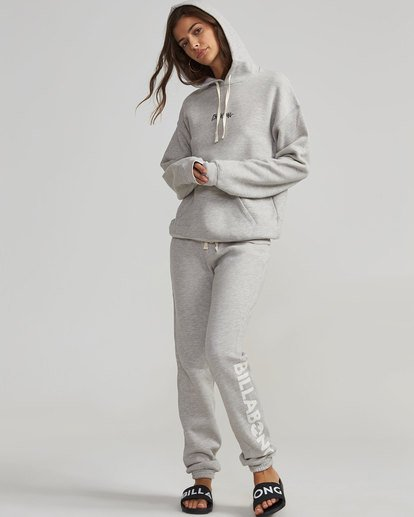 0 Legacy Fleece Sweatpants Grey J350SBLE Billabong