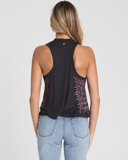 2 Star Night Tank Top  J435KSTA Billabong