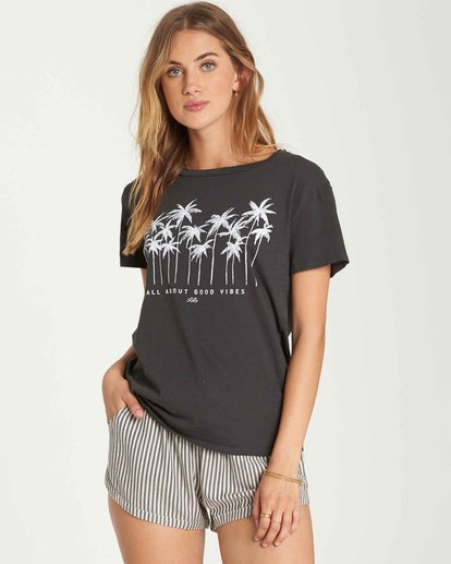 0 Good Vibes Tee  J467QBGO Billabong