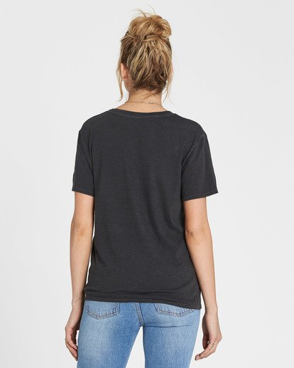 2 Feeling Salty Tee Black J467SBFE Billabong