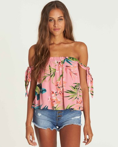 0 No Worries Convertible Top  J507PBNO Billabong
