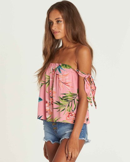 1 No Worries Convertible Top  J507PBNO Billabong