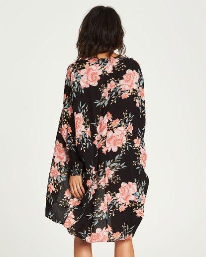 2 Flore Me Kimono  J511LFLO Billabong