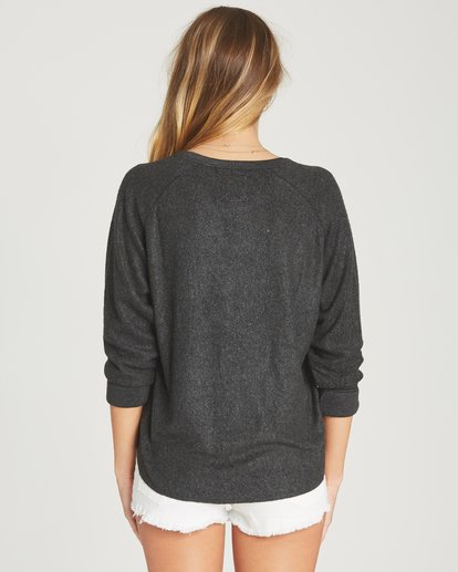 2 Beach Nights Fleece Grey J601TBBE Billabong