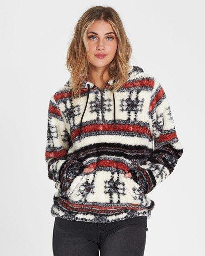 0 Cozy For Keeps Fleece Hoodie  J604QBCO Billabong