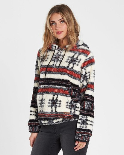 1 Cozy For Keeps Fleece Hoodie  J604QBCO Billabong