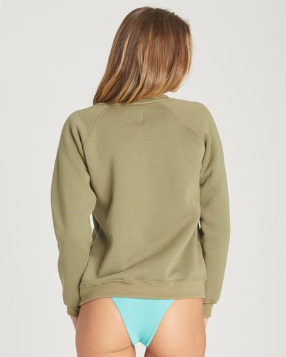 2 Everything Fleece Green J650TBEV Billabong