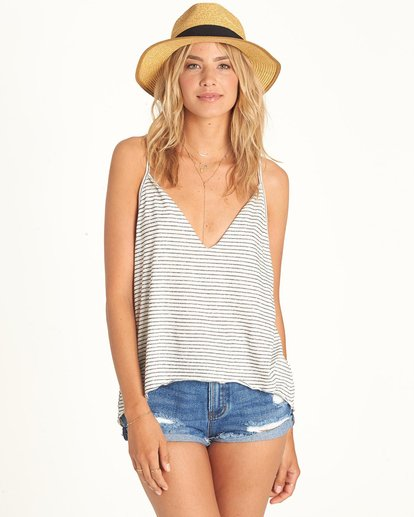 0 Track Back Tank  J901LTRA Billabong