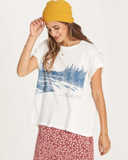 1 Matter To Me Tee  J920LMAT Billabong