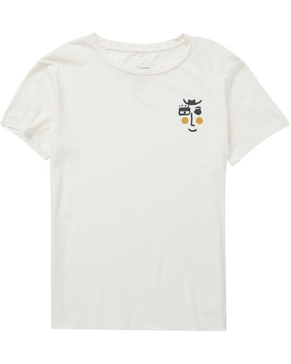 5 Cool Cat Boyfriend Tee  J924QBCO Billabong