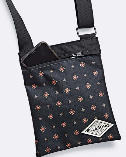 2 Good Vibes Bag Black JABGNBGO Billabong