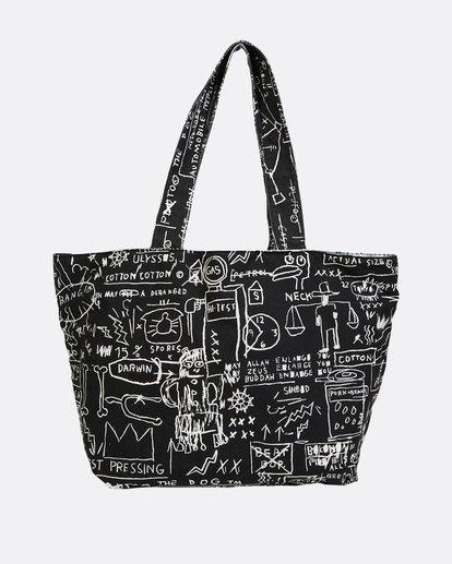 2 Factory Reversible Tote Bag  JABGPBBA Billabong