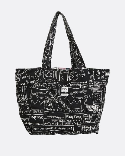 0 Factory Reversible Tote Bag  JABGPBBA Billabong