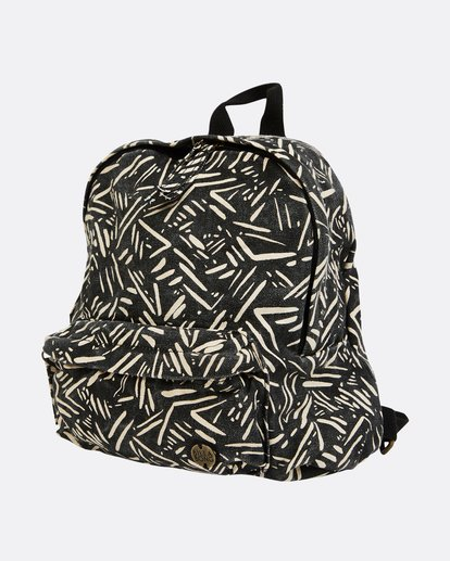 1 Mini Mama Backpack Black JABGPBMI Billabong