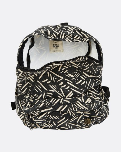 2 Mini Mama Backpack Black JABGPBMI Billabong