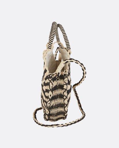 1 Soak It Up Straw Crossbody Bag Black JABGPBSO Billabong
