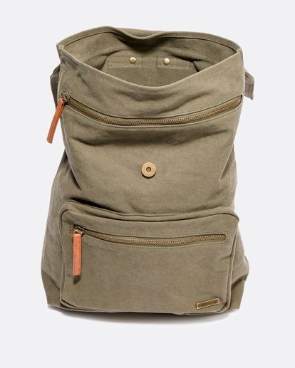 4 Back To Back Backpack Green JABGSBBA Billabong