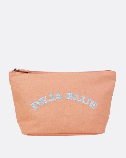 0 Deja Blue  Bikini Bag Red JABGTBDE Billabong