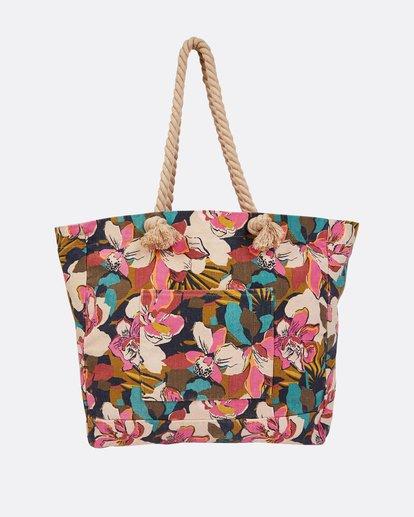 1 Sea Ya Canvas Tote Bag Pink JABGTBSE Billabong