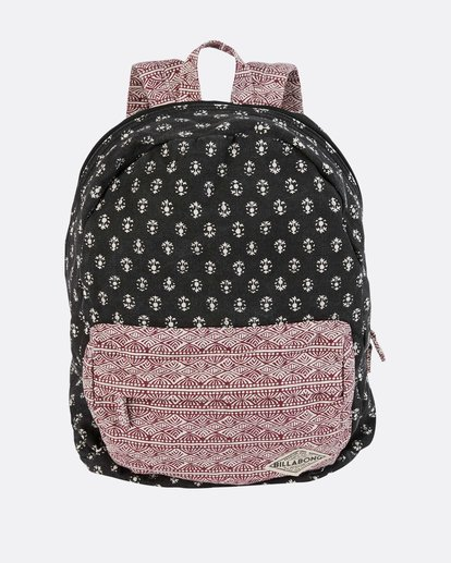 0 Hand Over Love Backpack Red JABKCHAN Billabong