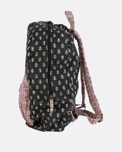 2 Hand Over Love Backpack Red JABKCHAN Billabong
