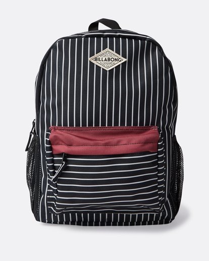 0 Schools Out Backpack Black JABKQBSC Billabong