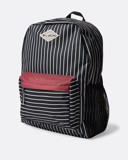 1 Schools Out Backpack Black JABKQBSC Billabong