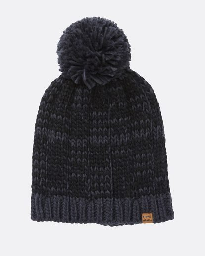 0 Chill Out Pom Pom Beanie Blue JABNSBCH Billabong