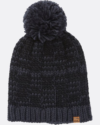 1 Chill Out Pom Pom Beanie Blue JABNSBCH Billabong