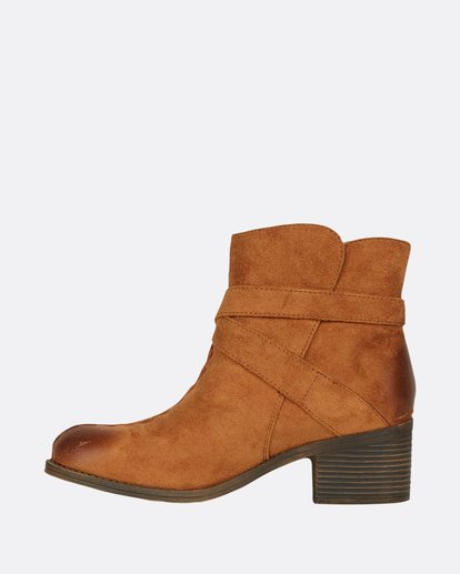2 Ares Booties Brown JAFTLARE Billabong