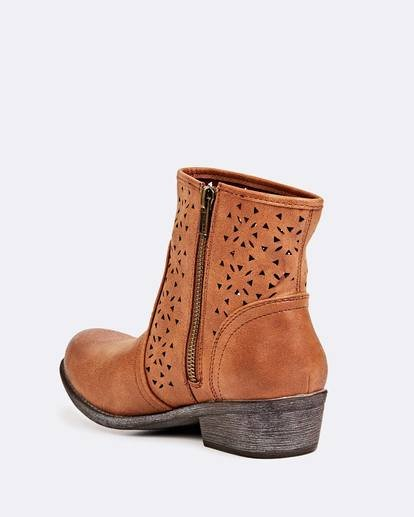 1 Bursting Sun Booties Yellow JAFTLBUR Billabong