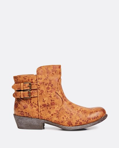 2 Ebony Booties  JAFTLEBO Billabong