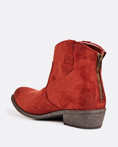 1 Izzy Booties Brown JAFTLIZZ Billabong