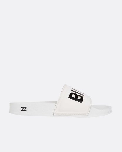 1 Legacy Slide Sandal White JAFTLLEG Billabong