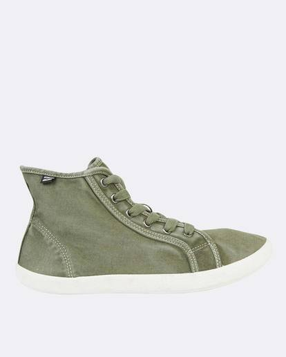 0 Phoenix High Top Green JAFTLPHO Billabong